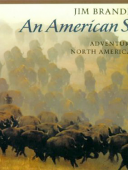 An American Safari: Adventures on the North American Prairie<br />Jim Brandenburg, author